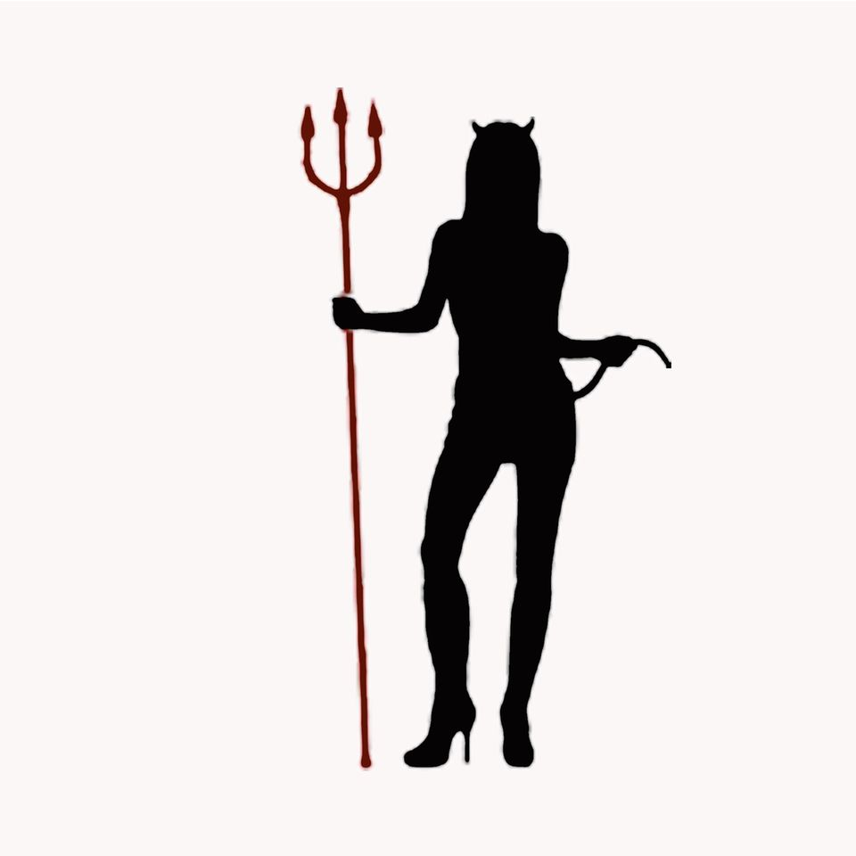 Halloween-Kostüm selber machen: Teufel