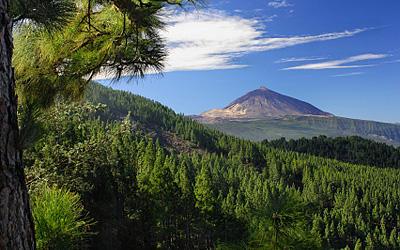 Majestätisch: der Teide, Spaniens höchster Berg