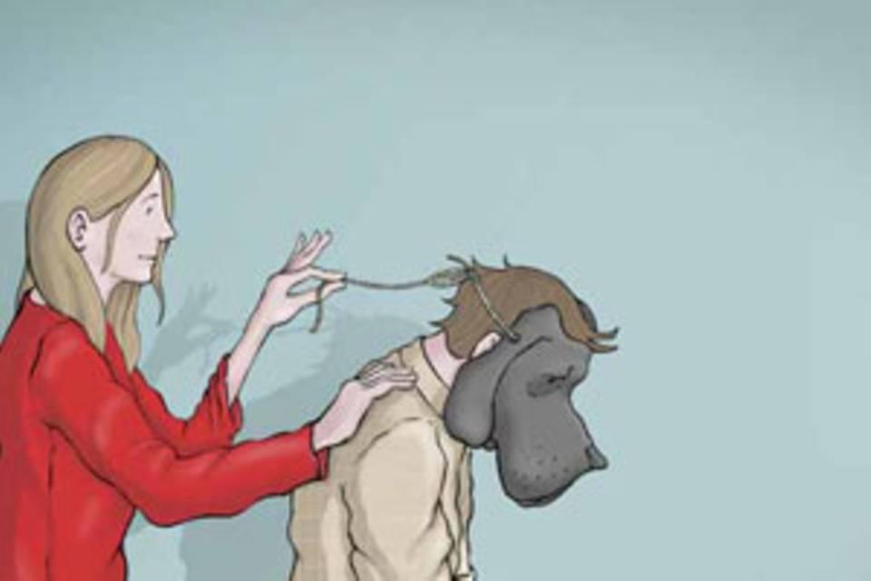 Mein Partner ist depressiv - wie kann ich helfen?