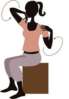 Entspannen: Yoga fürs Büro - gibt neue Energie