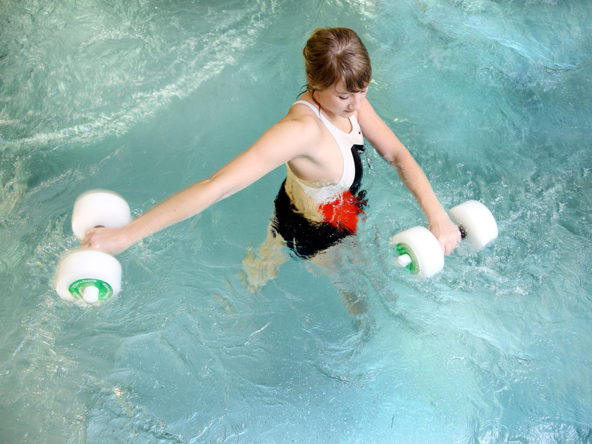 Diese Aqua-Fitness-Trends machen Laune!