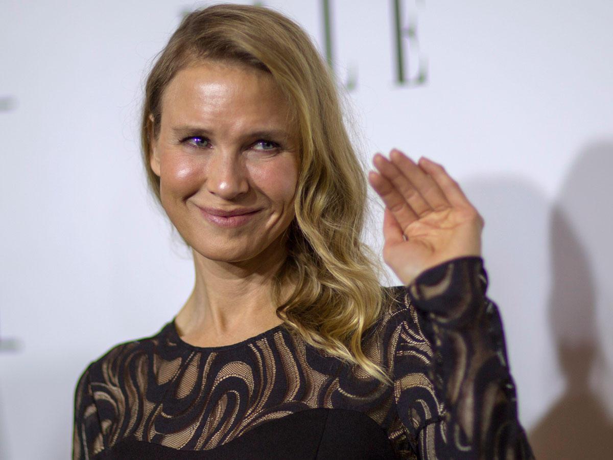 Renée Zellweger hat ein neues Gesicht