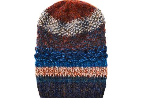 Gestreifte Mütze stricken - eine Anleitung