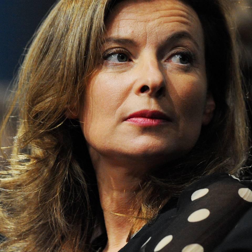 Valérie Trierweiler rechnet mit Hollande ab