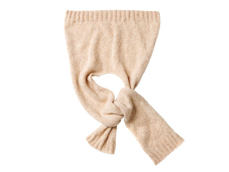Tuch-Schal stricken - eine Anleitung