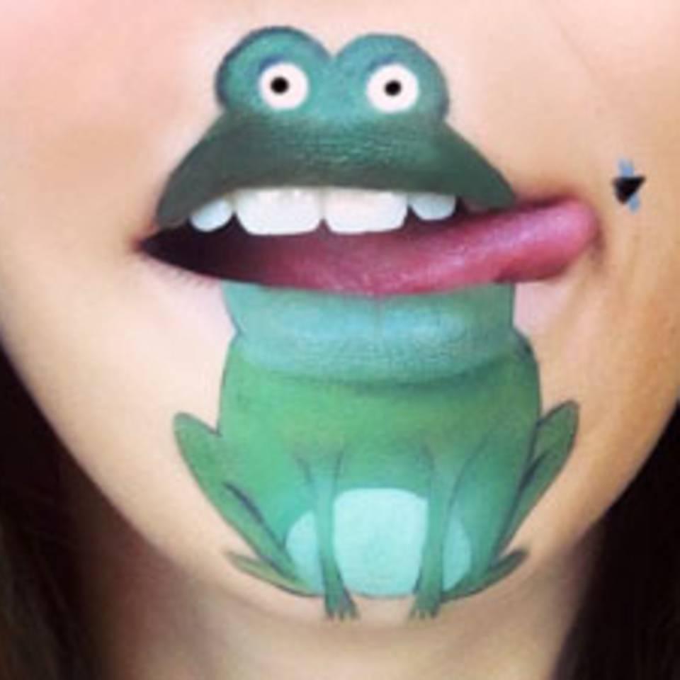 Laura Jenkinson erweckt Goofy und Nemo zum Leben