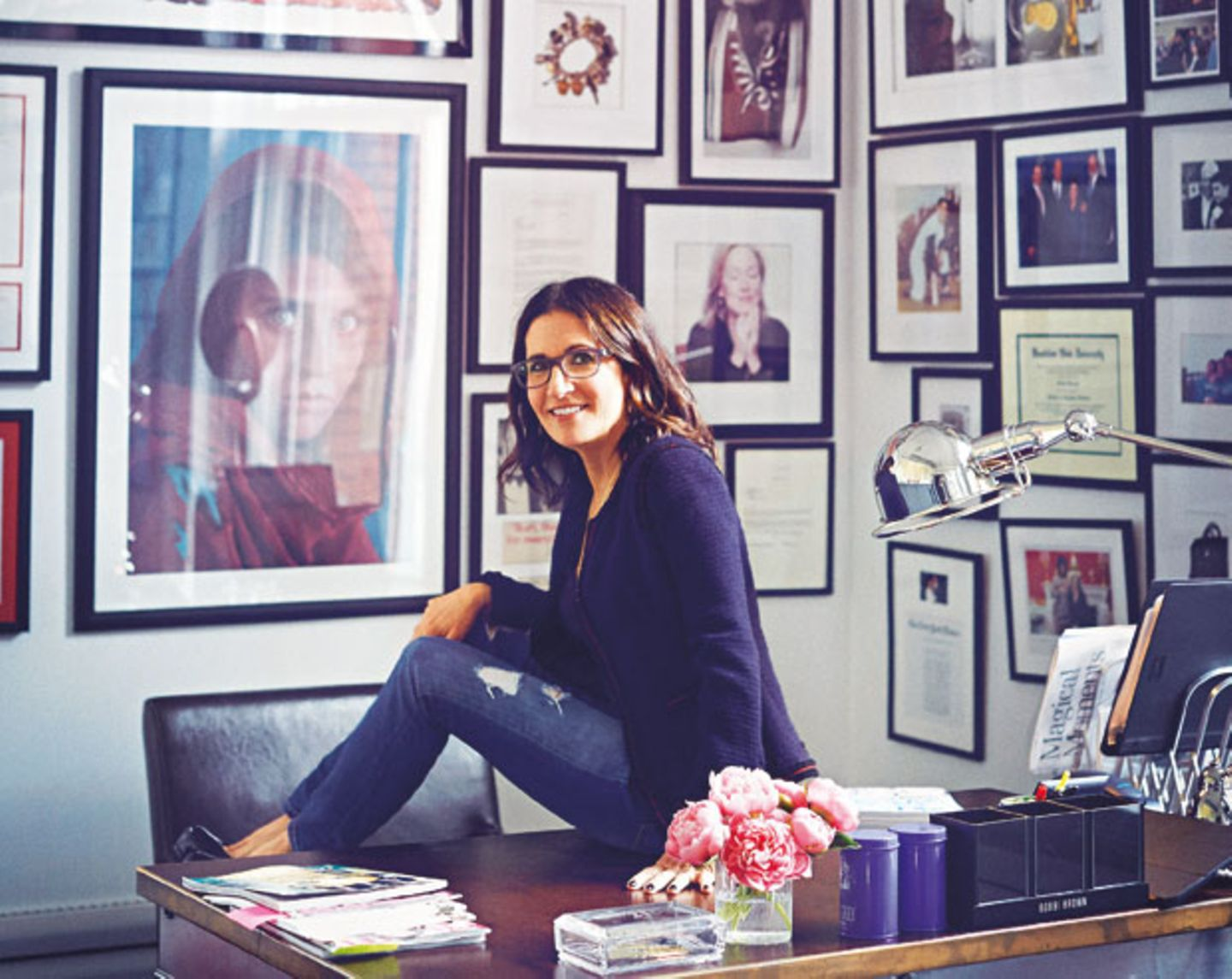 Bobbi Brown, die Make-up-Queen