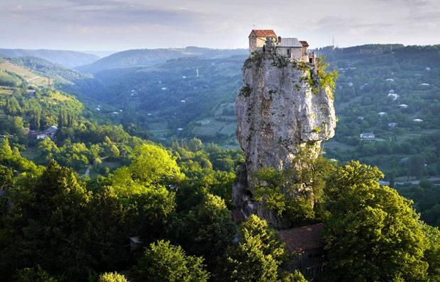 Fotografie: Europa von oben: Erkennt ihr diese Orte?