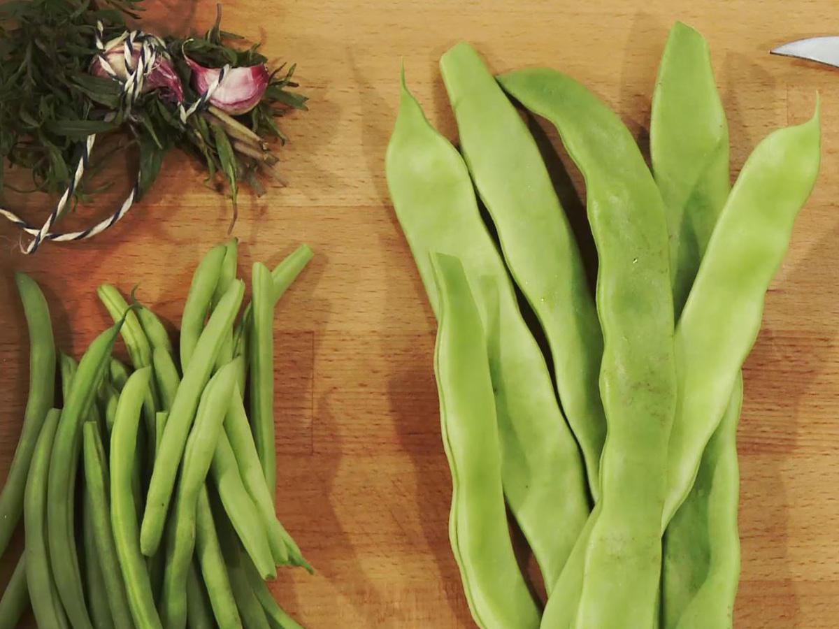 Wie lange grüne bohnen kochen