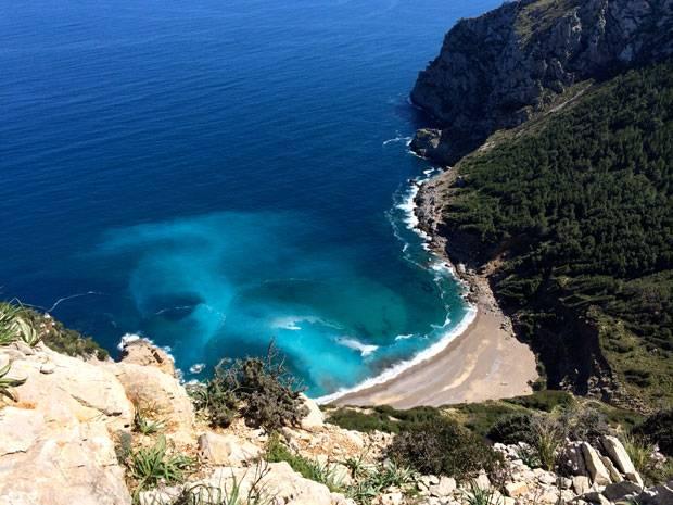 Die schönsten Strände Mallorcas: Platja des Coll Baix