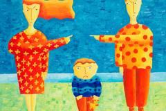 Protokoll einer Paartherapie: Der Streit ums Kind