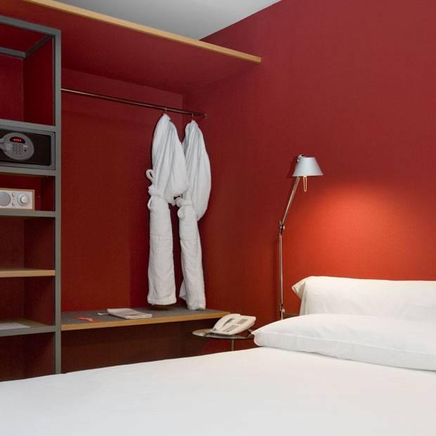"""Stilvoll übernachten im Hotel """"Casa Camper"""""""