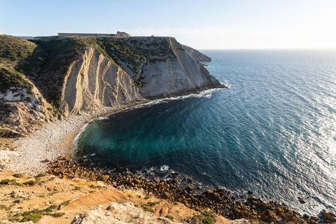 Klare Kante: Aus Fischerpfaden an der Südwestküste wurde ein Fernwanderweg, schön am Steilufer entlang.
