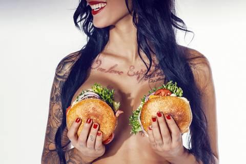 Einmal Burger mit Sextoy, bitte!