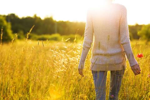 Warum es sich lohnt, spazieren zu gehen