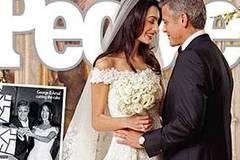 Das Hochzeitskleid von Amal Alamuddin