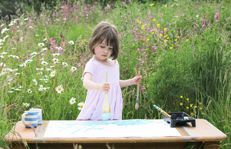Autistisches Kind begeistert die Welt mit seiner Kunst