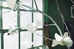Papiervögel basteln - eine kinderleichte Anleitung