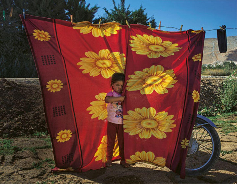 Syrische Flüchtlingskinder - eine Kindheit im Irrsinn
