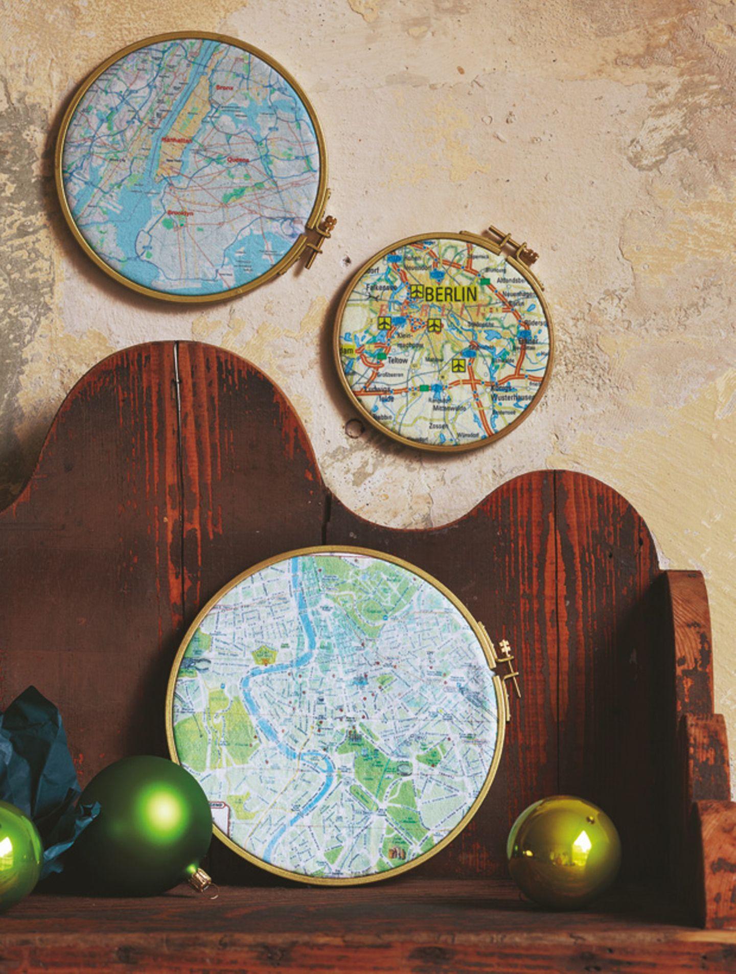 Reisegutscheine basteln, Urlaubsfreude verschenken