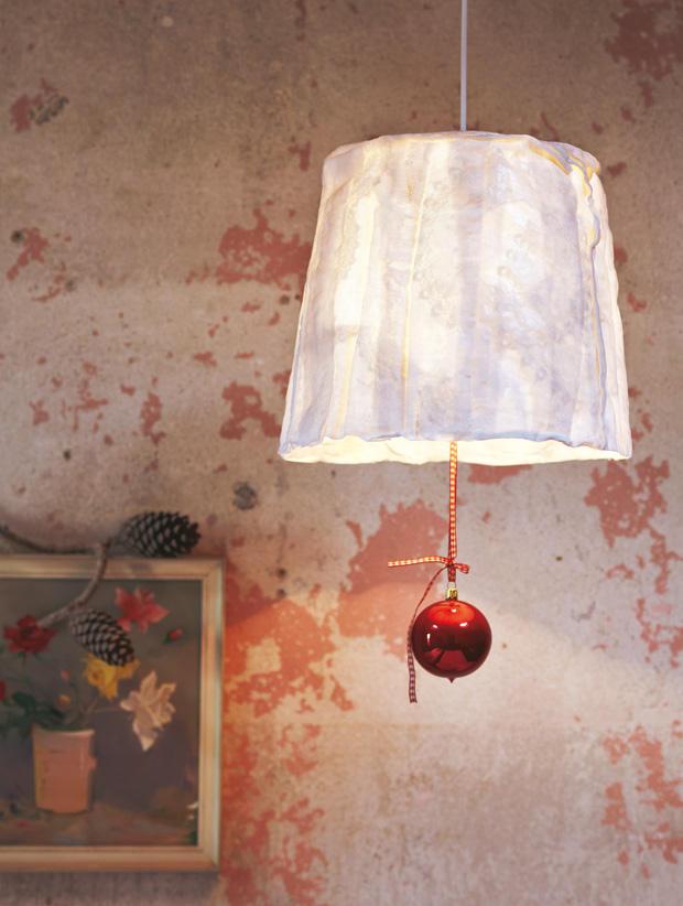 anleitung lampenschirm aus stoff selber machen. Black Bedroom Furniture Sets. Home Design Ideas