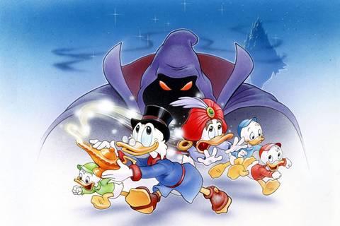 """Das wahre Entenhausen: """"Duck Tales"""" mit echten Enten"""