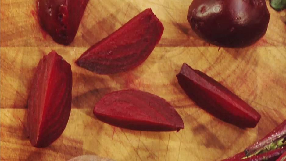 Video-Kochschule: Rote Bete kochen