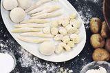 Kartoffelklöße, Gnocchi, Schupfnudeln - ein Rezept für alles