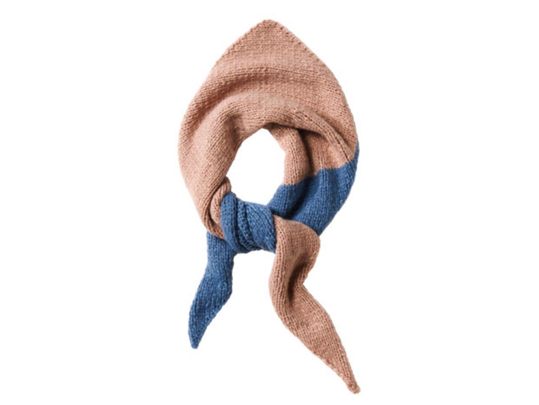 Halstuch stricken - eine Anleitung
