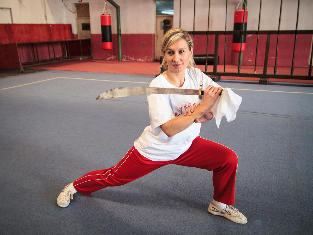 Kampf mit dir selbst: Von Kung Fu fürs Leben lernen