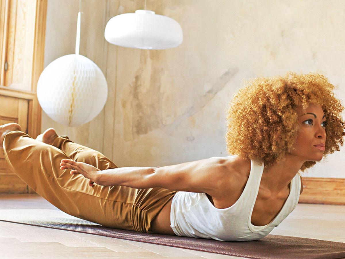 Fünf Yoga-Workouts für eine tolle Figur