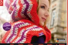 Schals häkeln: Warme Kapuzenschals für den Winter