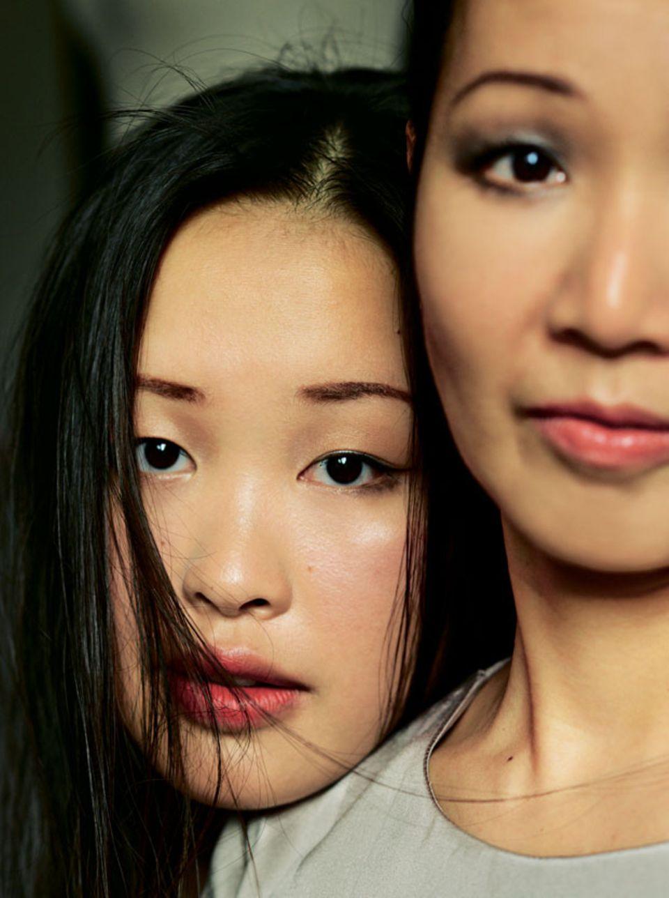 Thuy Ha mit ihrer Mutter Hue Tran
