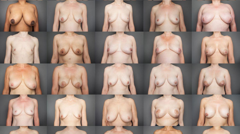 Schöne frauen brüste