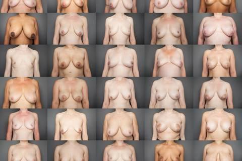 """""""Bare reality"""": So sehen Brüste ohne Photoshop aus"""