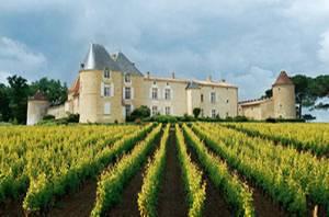 Patrice André: Das Château d'Yquem im Bordeaux. Dior-Wissenschaftler erforschen hier seit 30 Jahren Weinreben.