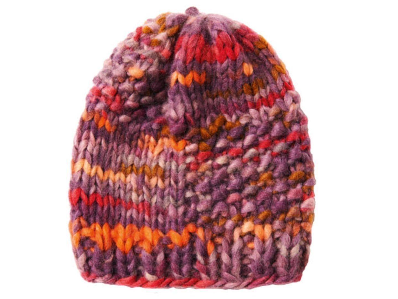 Mustermix-Mütze stricken