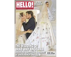 Promi-Hochzeit: 7 überraschende Fakten zur Brangelina-Hochzeit