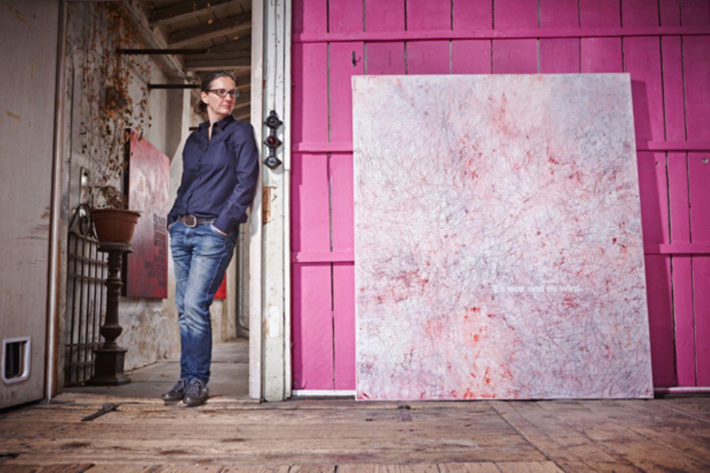 """""""Künstlerin werden: Für mich der Schlüssel zum Glück"""""""