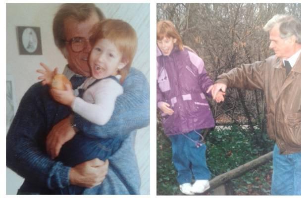 Eltern: Plädoyer für alte Väter - aus der Sicht einer Tochter