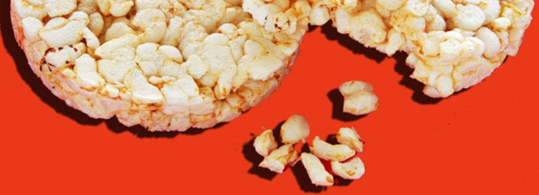 Reiswaffeln - kein guter Snack für Kinder?