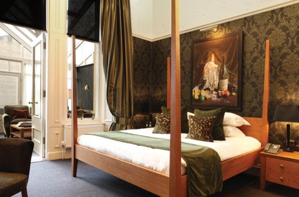 """So lieben es die Schotten: viktorianisch wie im """"Hotel de Vin""""."""