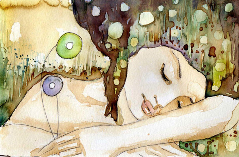 Träume sind wie Therapie