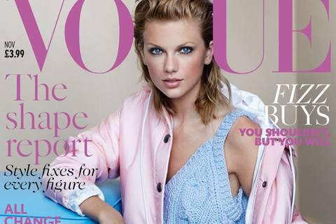 Taylor Swift trägt Vokuhila