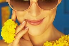 Kosmetik aus Blüten - Danke für die Blumen