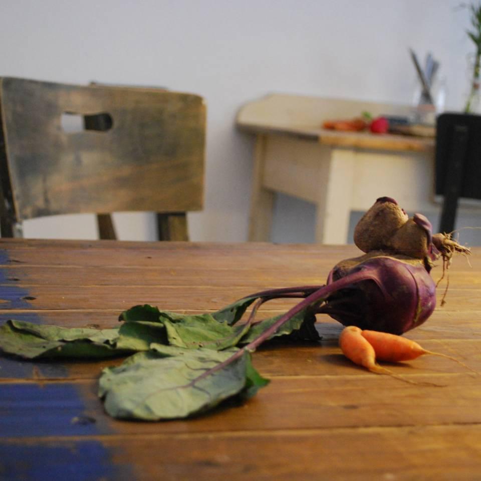 Die Esskultur ändern - mit krummem Gemüse