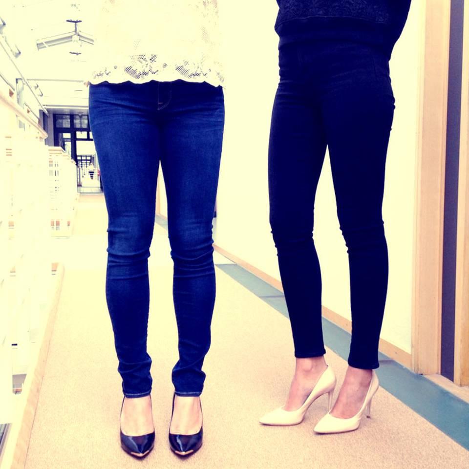 Machen diese Jeans schlank?