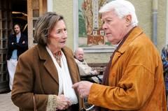 Peter Weck ist zurück im TV - als Unternehmer in Rente, der von seiner Tochter in ein Altersheim abgeschoben wurde.