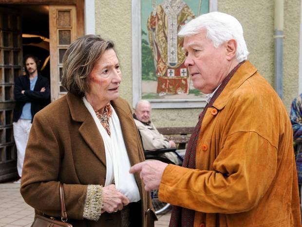 Fernsehkrimi: Peter Weck ist zurück im TV - als Unternehmer in Rente, der von seiner Tochter in ein Altersheim abgeschoben wurde.