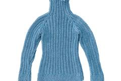 Kinderpullover stricken - Anleitung und Schnitt